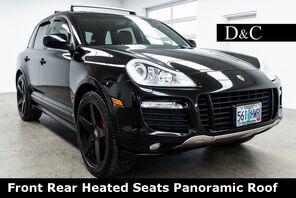 2008_Porsche_Cayenne_GTS Front Rear Heated Seats Panoramic Roof_ Portland OR