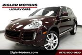 2008 Porsche Cayenne S V8 AWD Very Low Miles!only 26Kmi Garage kept Clean Carfax NAV 20