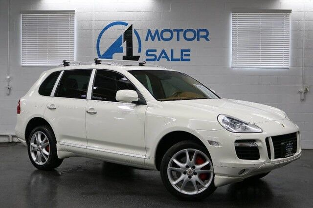 2008 Porsche Cayenne Turbo AWD Navi Rear Camera Entry & Drive Schaumburg IL