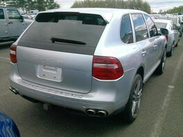 2008_Porsche_Cayenne_Turbo_ Hollywood FL