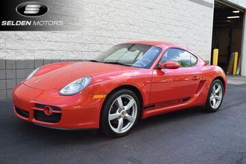 2008_Porsche_Cayman__ Willow Grove PA