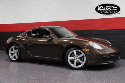 2008_Porsche_Cayman_2dr Coupe_ Chicago IL