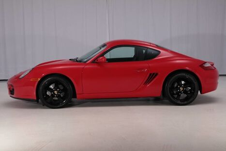 2008_Porsche_Cayman 5MT__ West Chester PA