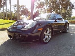 2008_Porsche_Cayman_Coupe 2D_ Hollywood FL