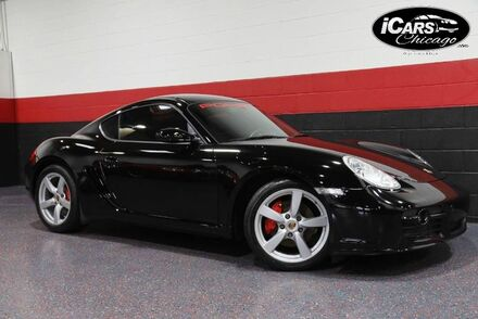 2008_Porsche_Cayman_S 6-Speed Manual 2dr Coupe_ Chicago IL