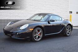 Porsche Cayman S Design Edition 2008