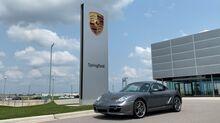 2008_Porsche_Cayman_S_ Lebanon MO, Ozark MO, Marshfield MO, Joplin MO