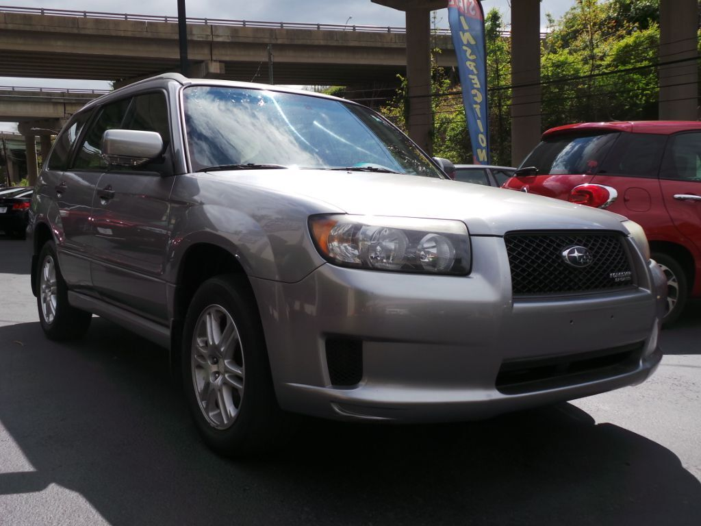 2008 SUBARU FORESTER SPORTS 2.5X W Conshohocken PA