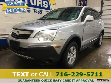 2008 Saturn VUE XE w/Low Miles Buffalo NY