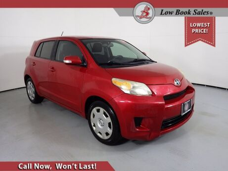 2008_Scion_XD__ Salt Lake City UT