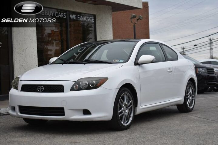 2008_Scion_tC_Spec_ Conshohocken PA