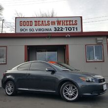 2008_Scion_tC_Sport Coupe_ Reno NV