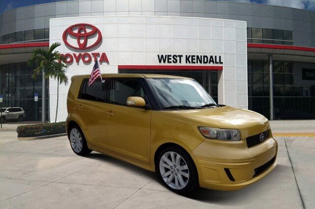 2008_Scion_xB__ Miami FL