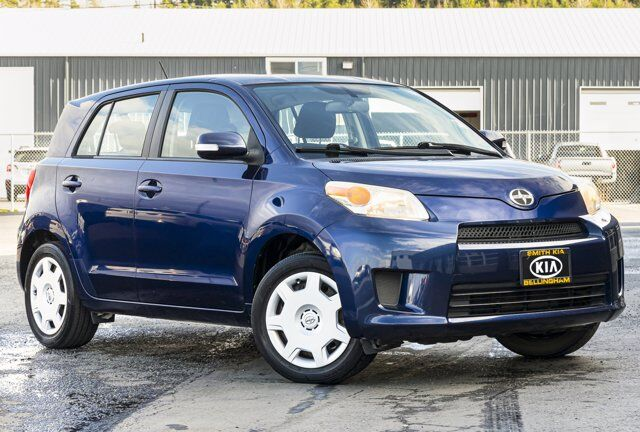 2008 Scion xD 5DR SDN MT Burlington WA