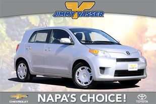 2008_Scion_xD_Base_ Napa CA