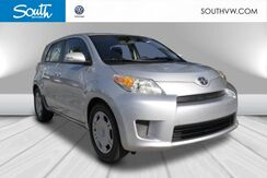2008_Scion_xD_Base_