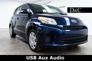 2008_Scion_xD_USB Aux Audio_ Portland OR