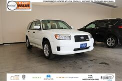 2008 Subaru Forester 2.5X Golden CO