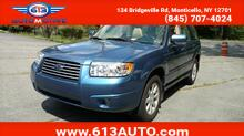 2008_Subaru_Forester_2.5X Premium_ Ulster County NY