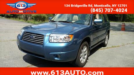 2008 Subaru Forester 2.5X Premium Ulster County NY