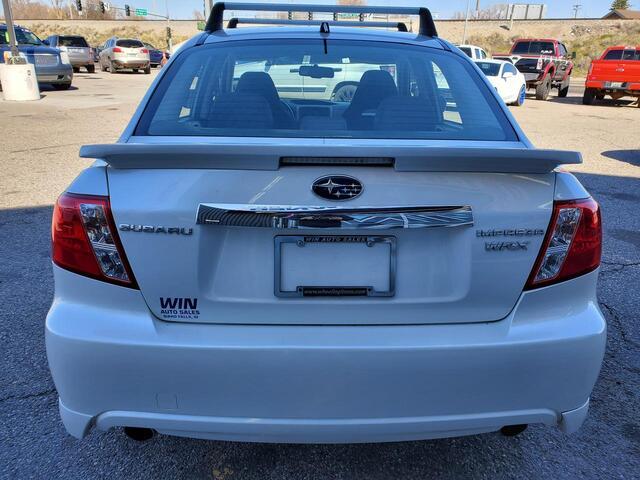 2008 Subaru Impreza WRX  Idaho Falls ID
