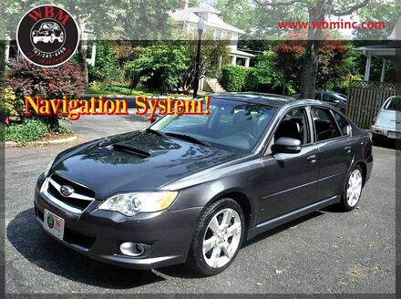 2008_Subaru_Legacy_2.5GT Limited Sedan_ Arlington VA