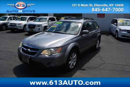 2008 Subaru Outback 2.5i Limited L.L.Bean Edition Ulster County NY