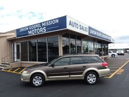 2008_Subaru_Outback_Base_ Spokane Valley WA