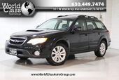 2008 Subaru Outback (NY/NJ) XT Ltd - AWD NAVIGATION PANO ROOF HEATED LEATHER SEATS ADJUSTABLE SUSPENSION MODES POWER ADJUSTABLE SEATS ALLOY WHEELS