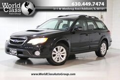 2008_Subaru_Outback (NY/NJ)_XT Ltd - AWD NAVIGATION PANO ROOF HEATED LEATHER SEATS ADJUSTABLE SUSPENSION MODES POWER ADJUSTABLE SEATS ALLOY WHEELS_ Chicago IL