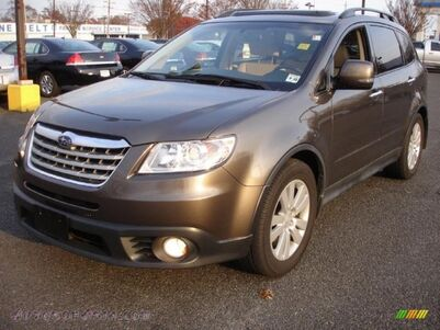 Subaru Tribeca (Natl) 5-Pass Ltd 2008