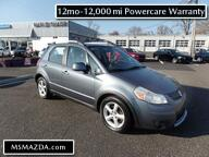 2008 Suzuki SX4 Convenience Pkg Maple Shade NJ