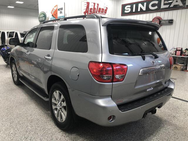 2008 TOYOTA SEQUOIA 4X4 LIMITED Bridgeport WV