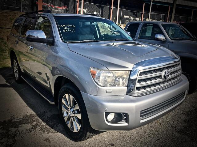 2008_TOYOTA_SEQUOIA 4X4_LIMITED_ Bridgeport WV