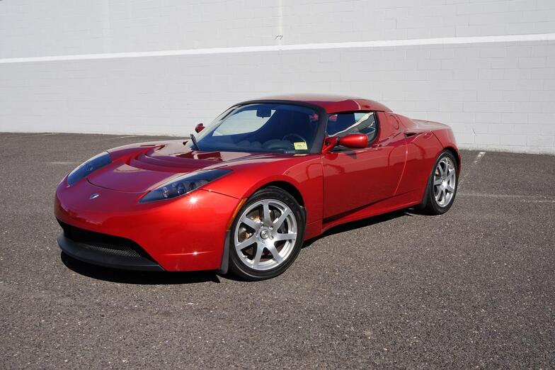2008 Tesla Roadster R80 3.0  Lodi NJ
