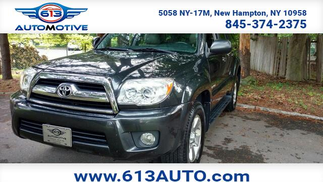 2008 Toyota 4Runner SR5 4WD Ulster County NY