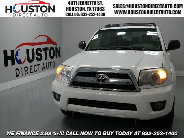 2008 Toyota 4Runner SR5 Houston TX