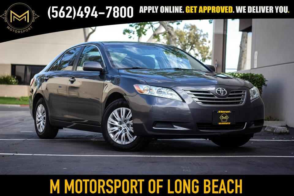 2008_Toyota_Camry_Hybrid Sedan 4D_ Long Beach CA