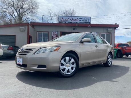 2008 Toyota Camry LE 5-Spd AT Reno NV