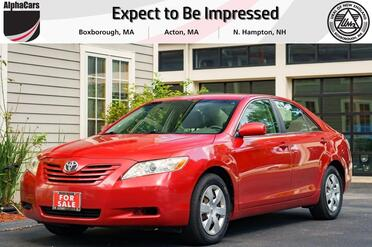 2008_Toyota_Camry_LE_ Boxborough MA