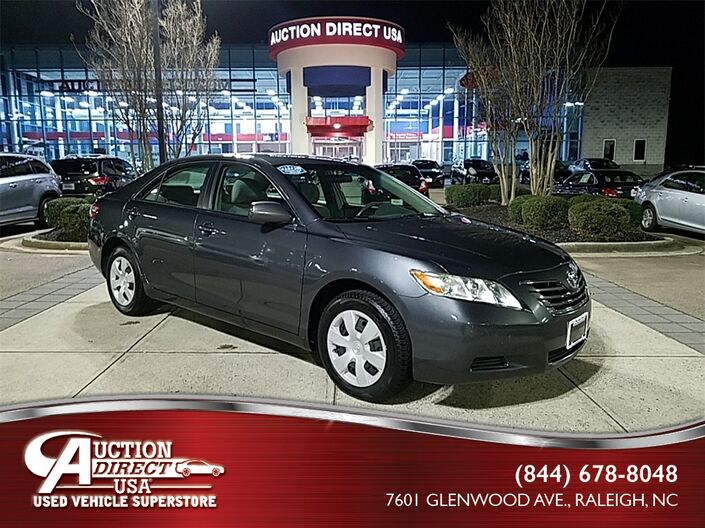 2008 Toyota Camry LE Raleigh
