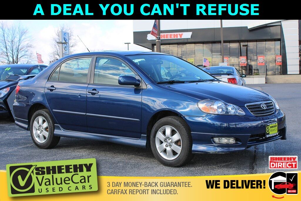 2008 Toyota Corolla Hagerstown MD