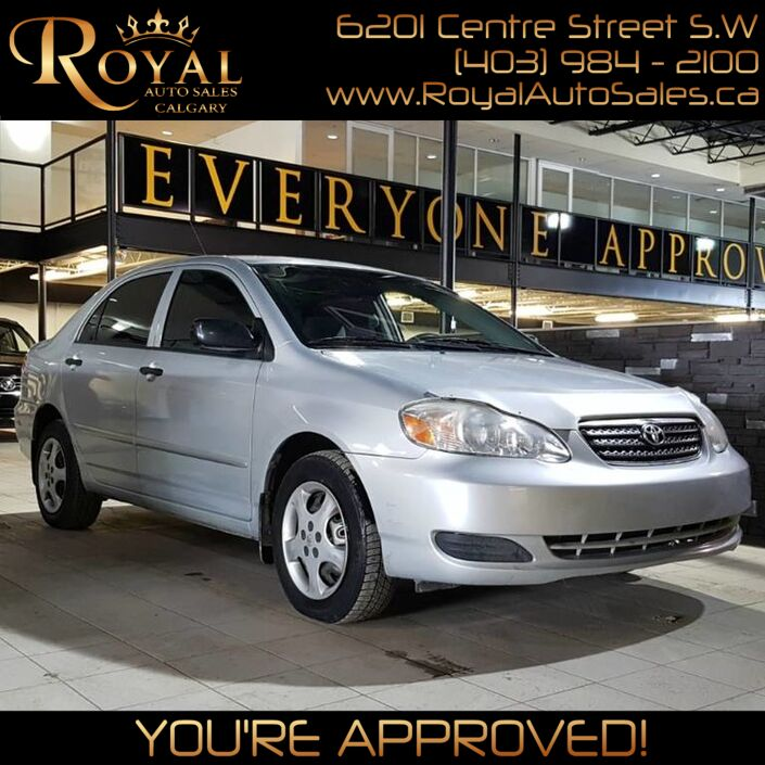 2008 Toyota Corolla CE *PRICE REDUCED* Calgary AB