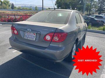 2008_Toyota_Corolla_LE_ Santa Rosa CA