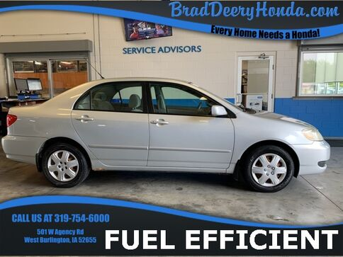 2008_Toyota_Corolla_LE_ West Burlington IA