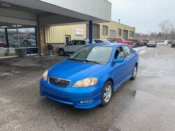 2008_Toyota_Corolla_S_ Cleveland OH
