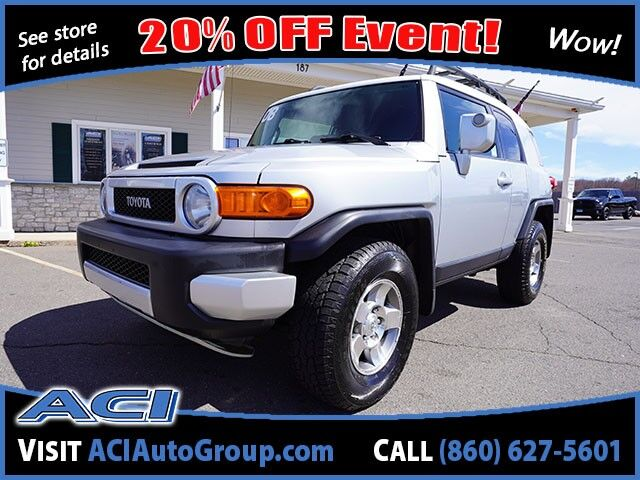 2008 Toyota FJ Cruiser  East Windsor CT