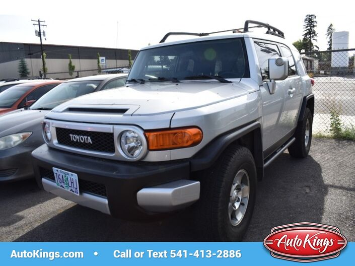 2008 Toyota FJ Cruiser 4WD 4dr Auto Bend OR