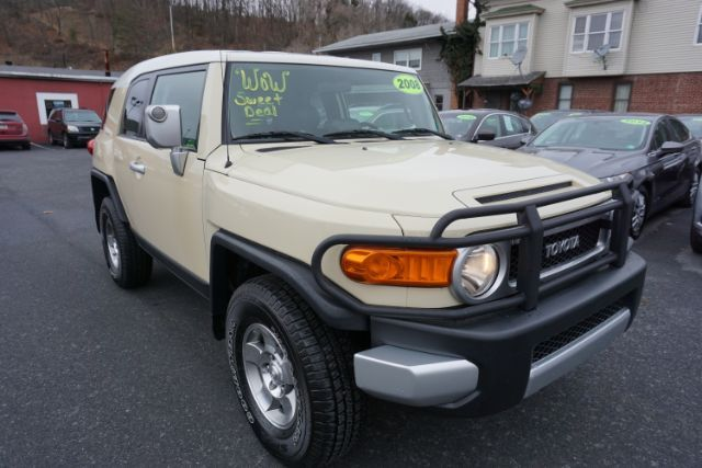 2008 Toyota FJ Cruiser 4WD AT Schuylkill Haven PA