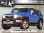 2008 Toyota FJ Cruiser AWD LEATHER SEATS ALLOY WHEELS CUSTOM AUDIO SYSTEM